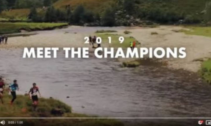 The new videoclip of the Golden Trail World Series 2019